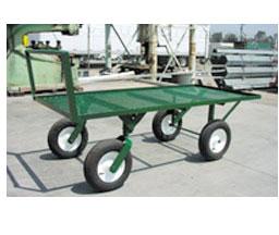 Large Push Carts