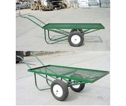 Flat Bed Wheelbarrows
